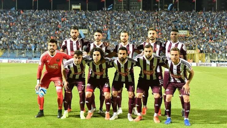 Hatayspor Akhisarspor Maçı 11'leri Belli Oldu