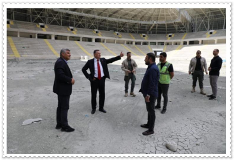 Hatayspor yeni stadı