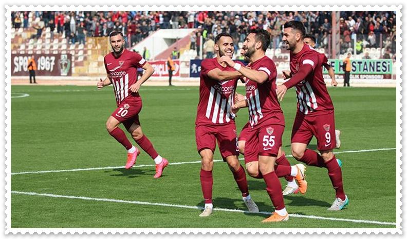 Hatayspor Süper Lig