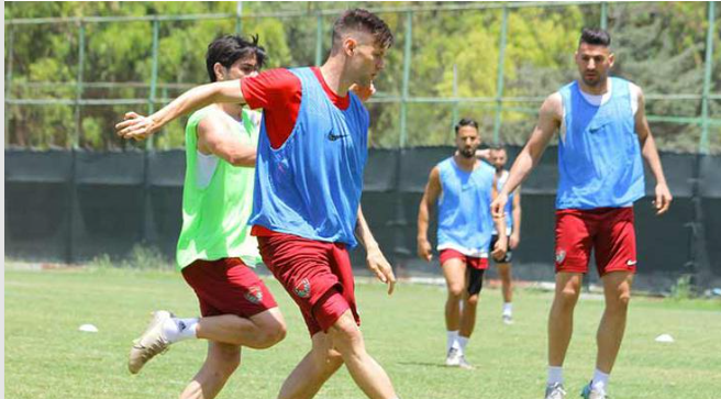Hatayspor İstanbulspor maçı
